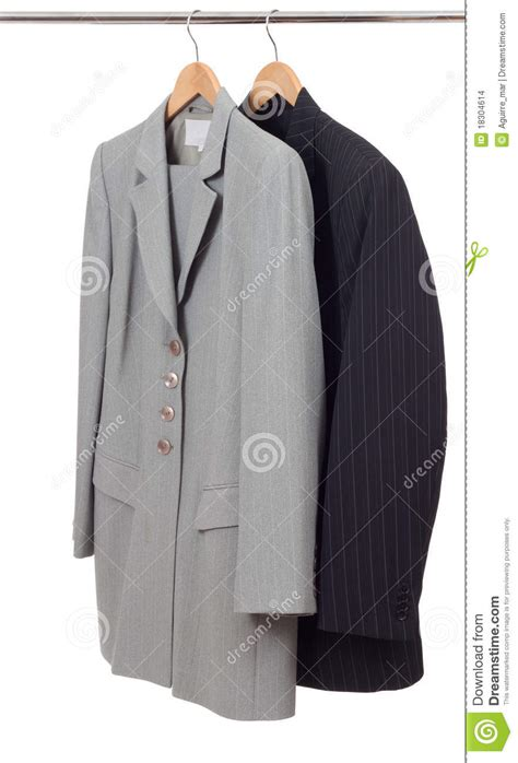 The Rack Suits by Suits On The Rack Stock Images Image 18304614
