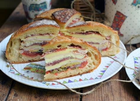 Wich Of The Week Muffaletta by The New Orleans Muffuletta Sandwich Lavender And Lovage