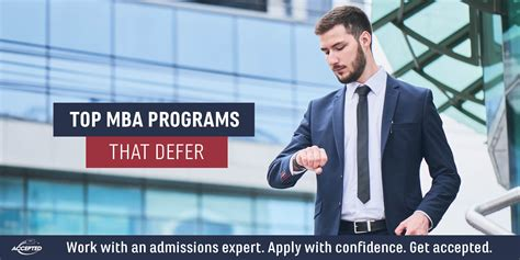 International Mba Deferrred Enrollemet by Accepted December 2017