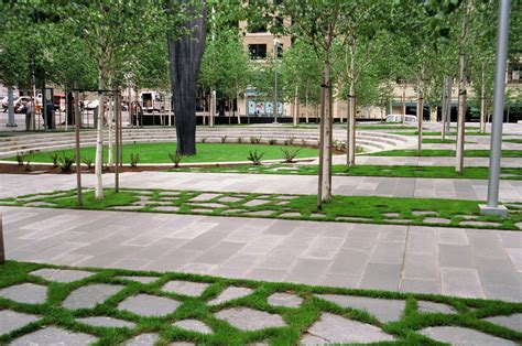 Landscape Architecture Seattle United States Federal Courthouse Seattle Pwp Landscape