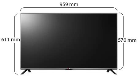 Lg 42 Hd Led Tv 42lb550a lg hd 42 inch led tv 42lb550a official warranty price in pakistan lg in pakistan at