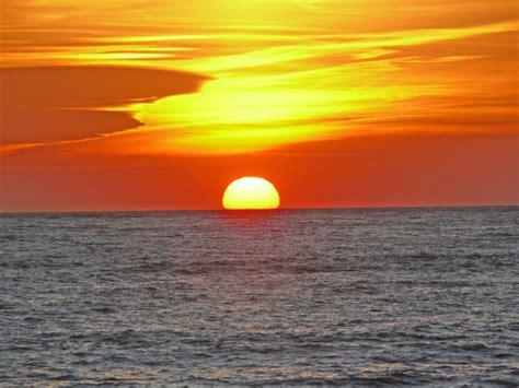 coucher de soleil panoramio photo of coucher de soleil
