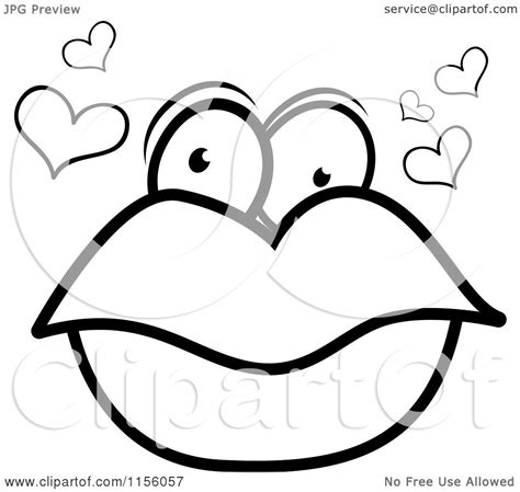 kissing lips coloring page drawing of lips kissing coloring pages