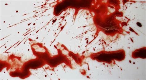 imagenes asquerosas de sangre huella ecologica del rpbi