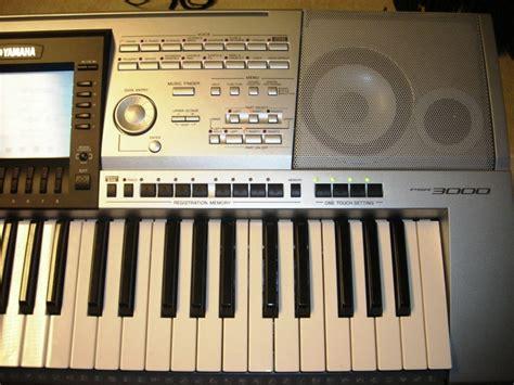 Keyboard Yamaha Psr 3000 yamaha psr 3000