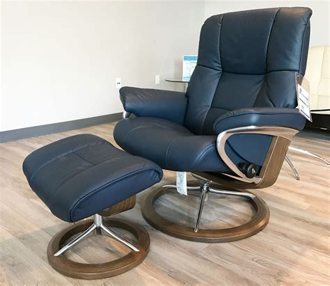 blue leather chair with ottoman leather recliner chairs black faux leather recliner chair