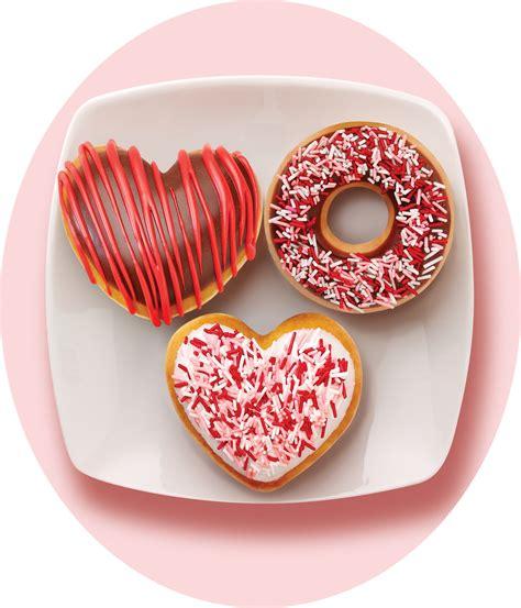 Krispy Kreme Donut Giveaway - krispy kreme valentine s doughnuts plus giveaway closed