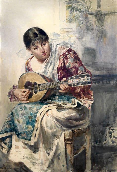 jose garcia ramos paintings jose garcia ramos 1852 1912 pintores del romanticismo