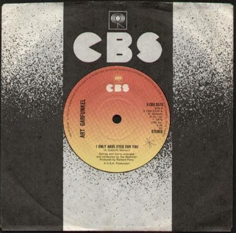 Ex Eye Vinyl - garfunkel i only for you records vinyl and