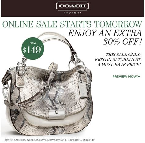 couch online sale us coach online sales nov 9 2012 24 hours only