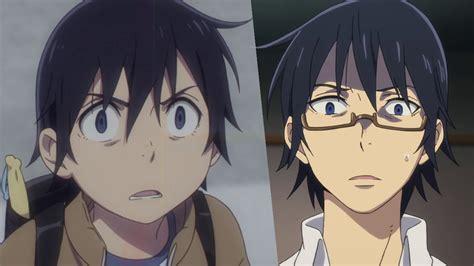 erased anime kayo mom omfg erased episode 1 anime review boku dake ga inai