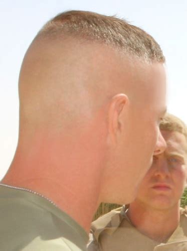 marine high tight haircut the best army haircut from a military barber high and tight