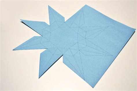 How To Make Diamonds Out Of Paper - how to fold paper diamonds