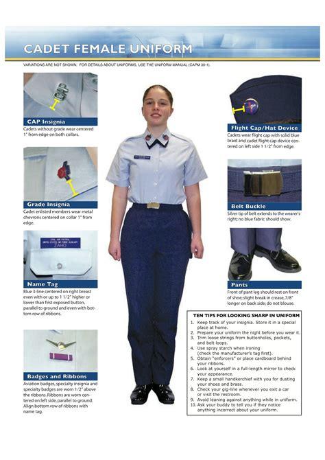 The Cadet cadet guide