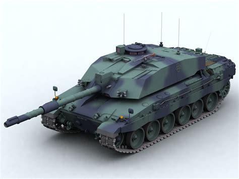 challenger 2 tank model 3d model fv4034 challenger 2 battle tank