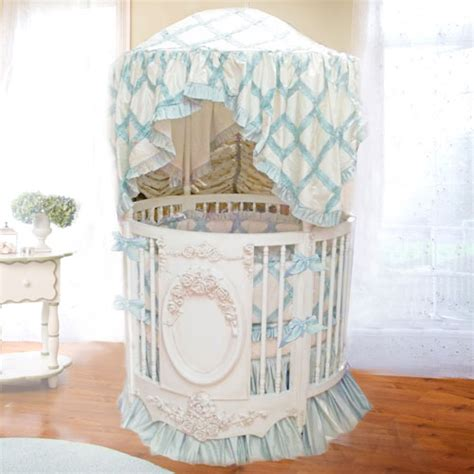 circular crib bedding cribs different and beautiful for baby time for