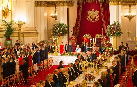 Downton Abbey Dining Room by Kate Middleton Arrives At Buckingham Palace For State