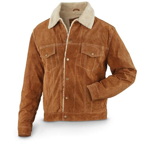 Suede Jacket scully 113 suede jacket 643207 insulated jackets