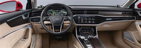 Audi A6 Interior by 2018 19 Audi A6 Price Specs And Release Date Carwow