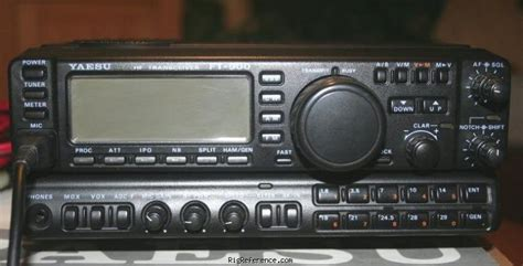 yaesu ft  specifications rigreferencecom