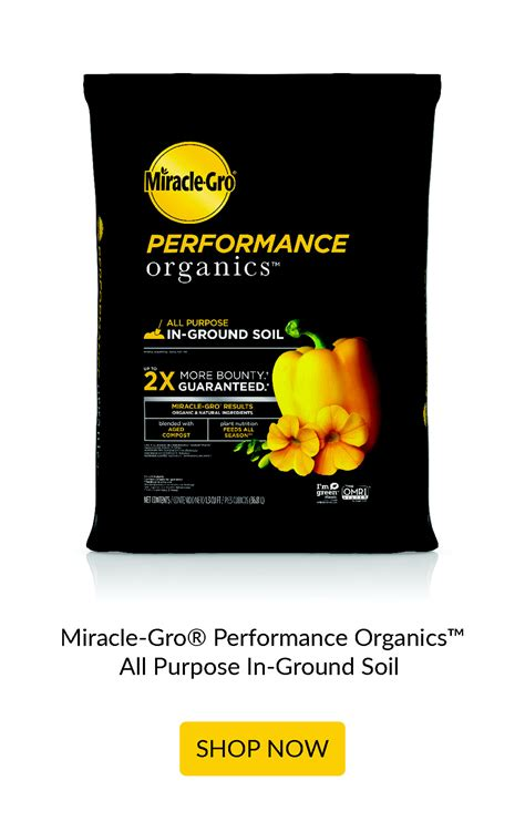 coming   miracle gro