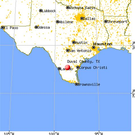 duval county texas map duval county texas detailed profile houses real estate cost of living wages work