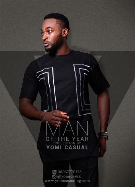 Yomi Shirt by Yomi Casuals Of The Year Collection Lookbook