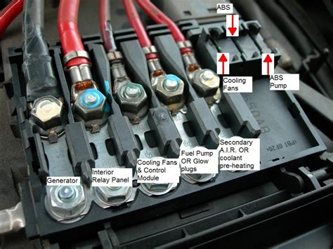 electric power steering 2008 porsche boxster windshield wipe control probl 232 me court circuit golf 4 tdi 1 9 tdi volkswagen m 233 canique 201 lectronique forum technique