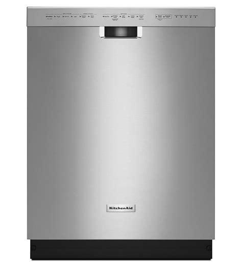 Kitchenaid Stainless Dishwasher by Kitchenaid 174 24 6 Cycle 5 Option Dishwasher Pocket