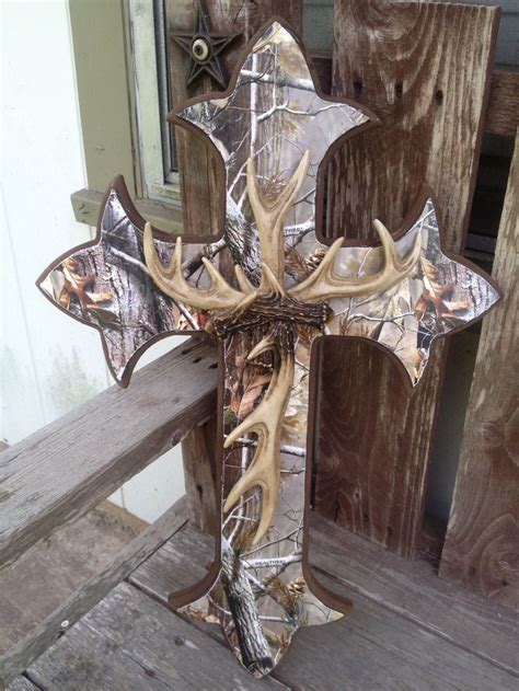 camo living room decor camo cross with the antlers so getting this for the living room living room