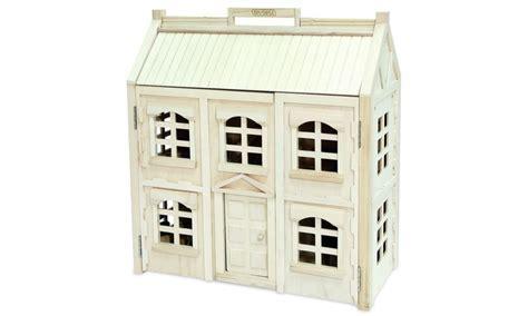 casa giocattolo casa giocattolo in legno toytopia groupon goods