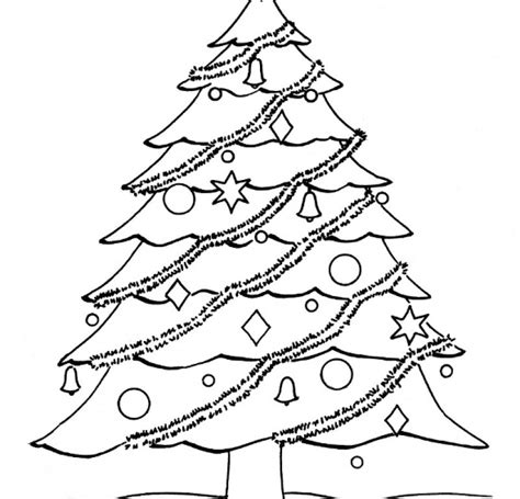 blank coloring pages for christmas blank christmas tree az coloring pages