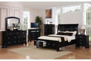 Black Bedroom Sets Bedroom Sets Peter Black Queen Bedroom Set
