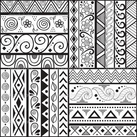 pattern design gang of four best 25 easy patterns to draw ideas on pinterest cool