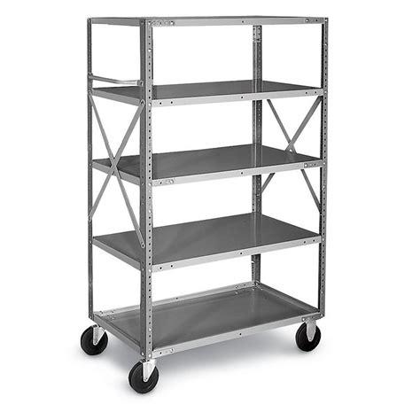 Garage Storage Racks On Wheels 1000 Images About Decorating Ideas Garage On
