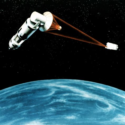 Space Weapon russia wants to ban space weapons but could end up