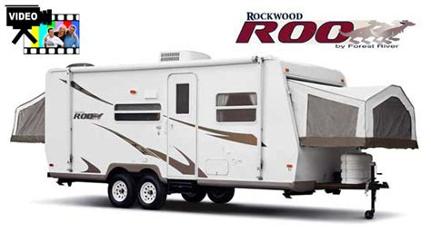 Roo Trailer Rv Buddies Reviews Forest River Rockwood Roo Rv Daily Report