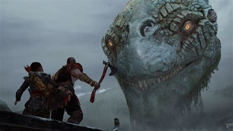 god of war review kratos is totally different and it god of war review polygon