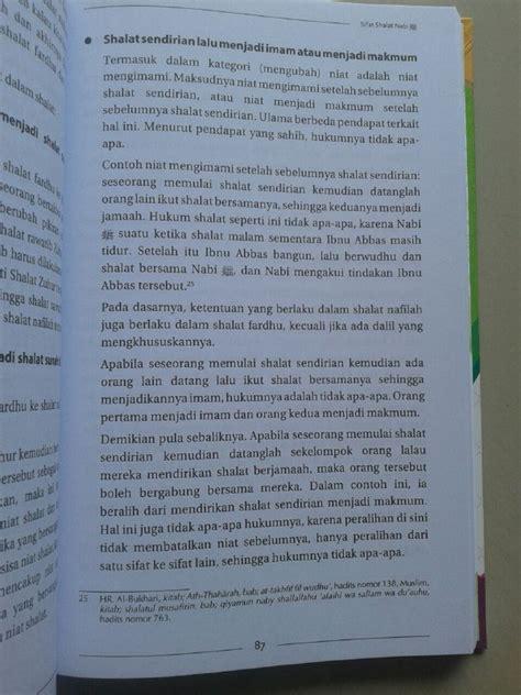 Sifat Shalat Nabi Jilid 3 Edisi Lengkap buku sifat shalat nabi shallallahu alaihi wa sallam