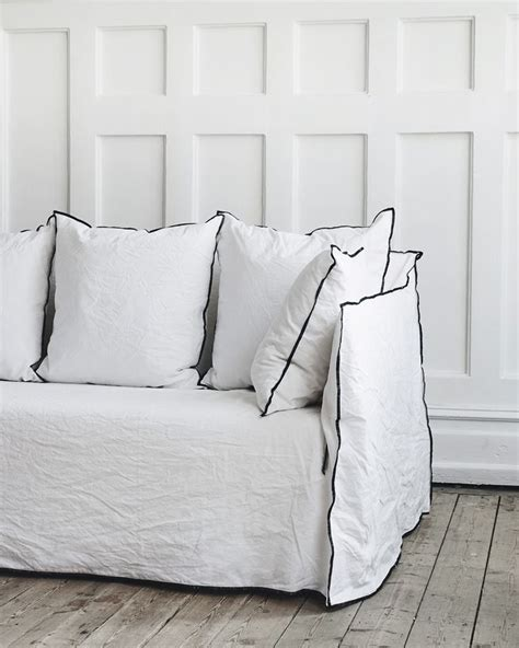 hacking the ghost sofa with the soderhamn the reveal ghost gervasoni υφάσματα καναπέ pinterest living