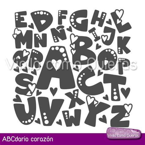 tipos de letras abecedario titulo 2jpg abecedarios con diferentes tipos de letras buscar con