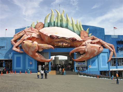 Stop L Kodok 1 lintang buana tourism services lamongan marine