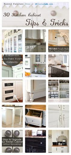 kitchen cabinet painting kit handy tips pinterest cottage kitchen makeover painted kitchen cabinets