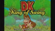 dk king of swing gba dk king of swing game boy advance games nintendo