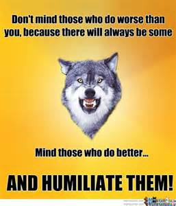 Courage Wolf Meme - courage wolf meme pictures to pin on pinterest pinsdaddy