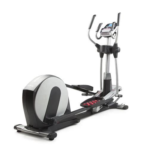 best machines best elliptical trainers