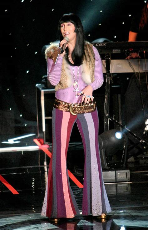 cher hippie style cher s style on her 70th birthday take a look at her