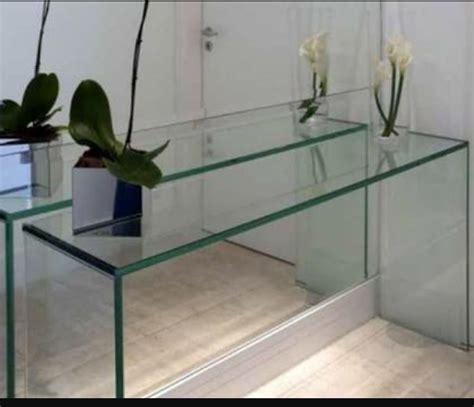 aparador vidro aparador de vidro sobre medida r 800 00 em mercado livre