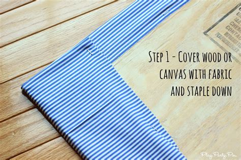 making a headboard out of plywood and fabric creative pajama party table decor play party plan