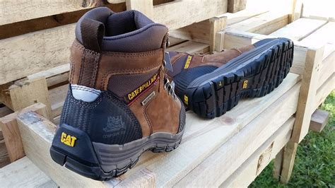 Caterpillar Safety Boots Shadow caterpillar safety boots let the cat guard your dogs